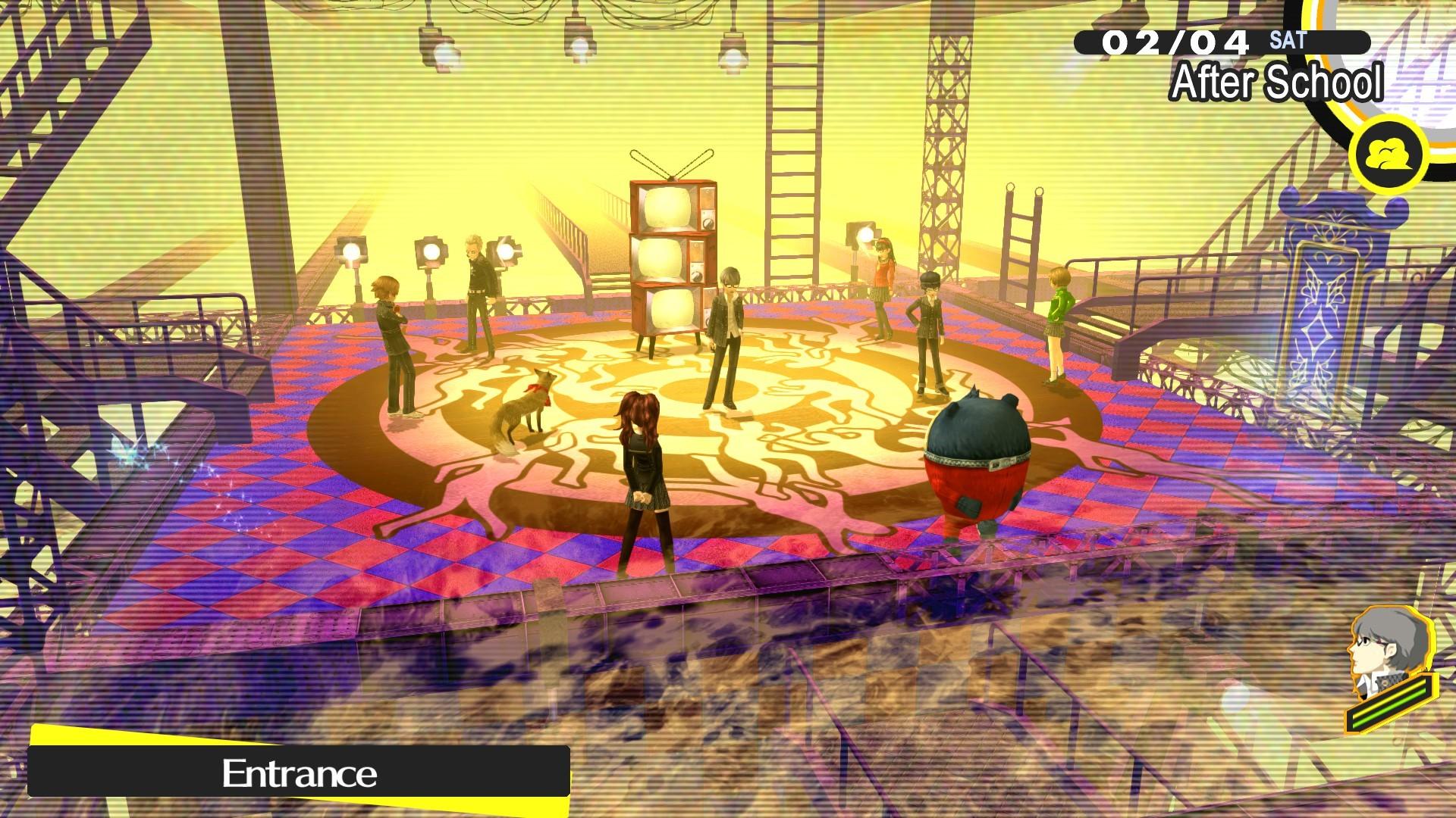 Persona4golden Screenshot3