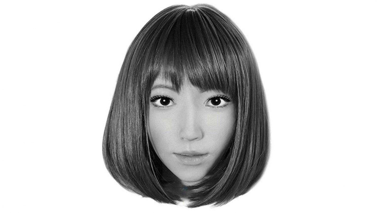Erica AI Robot