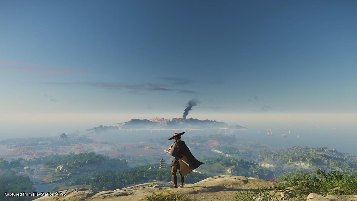 Ghost of Tsushima-Screenshot